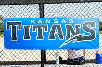Kansas Titans Softball 2015